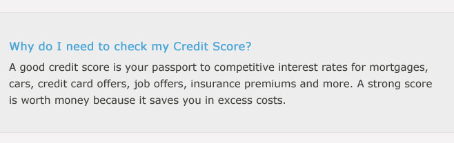 how to find my credit score online